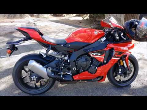 2019 Yamaha Yzf R1 Rapid Red
