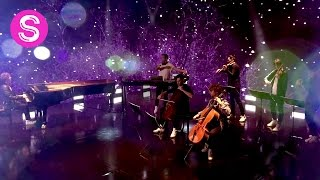 Download lagu A Sky Full Of Stars/Coldplay -  SYMPHONIACS (violin, cello, piano and electronic version/cover)