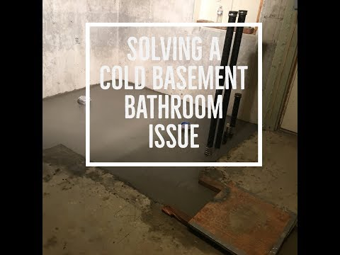 solving-a-cold-basement-bathroom-issue-with-radiant-heat
