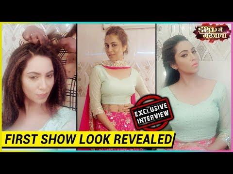 Arshi Khan First Show Ishq Mein Marjawan Look Revealed | Exclusive | TellyMasala