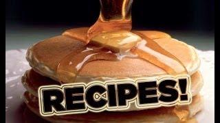 Best Pancake Recipes Playlist: Easy, Healthy, Yum!