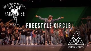 Freestyle Circle   Urban Paradise 2017 [@VIBRVNCY Front Row 4K] #urbanparadise2017