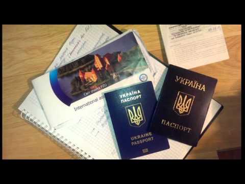 #1 Как открыть визу в Польшу, документы на визу 2016