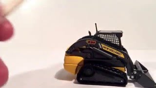 Motorart New Holland C238 Compact Track Loader Review