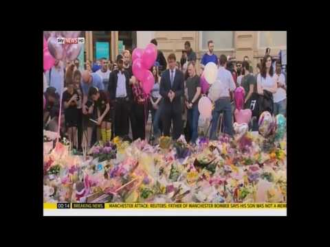 Manchester Attack - multi faith vigil
