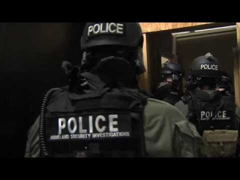 Homeland Security Training in Houston 10pm Story