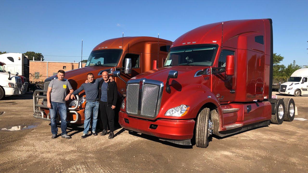 Dating-Trucker
