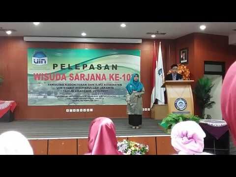 Duet Al Mujadalah 11~ Pelepasan Wisuda FKIK UIN Jakarta