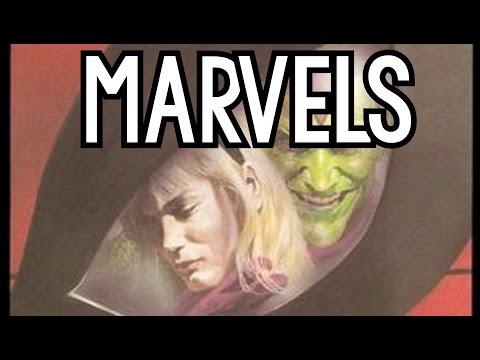 MARVELS | Colección Definitiva de Novelas Gráficas de Marvel