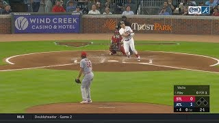 Austin Riley First Career MLB Homerun/Hit | Atlanta Braves Highlights 2019 | 5.15.19