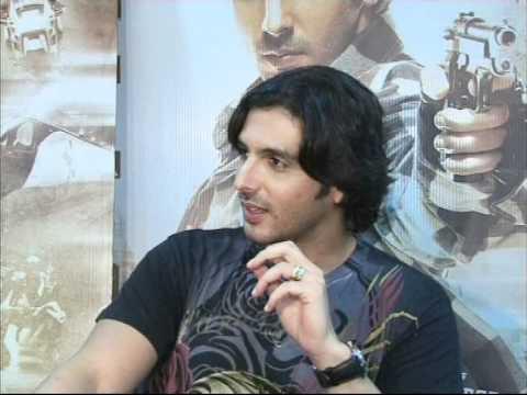 BNB NEWS-ZAYED KHAN INTERVIEW FOR FILM TEZZ