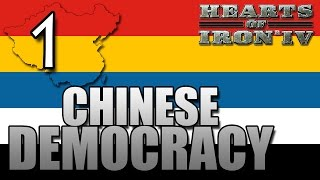 Chinese Democracy vs Japan 1939 [1] Hearts of Iron IV HOI4 thumbnail