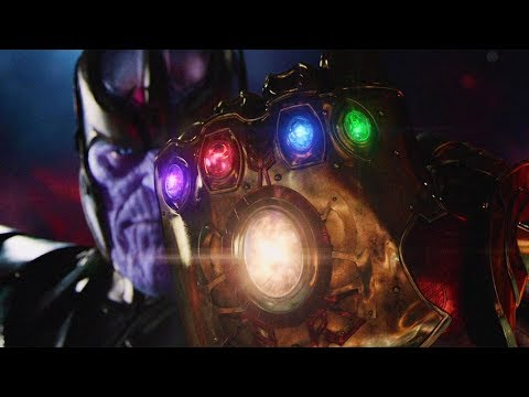 Thanos/Infinity Stones - Fight/Power Compilation & Capabilities/Appearances [HD]
