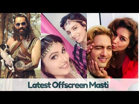 Porus SonyTv serial Actor's Latest Offscreen Masti || Laksh Lalwani || Rati Pandey
