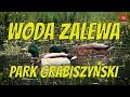 Wrocław: Park Grabiszyński pod wodą Video