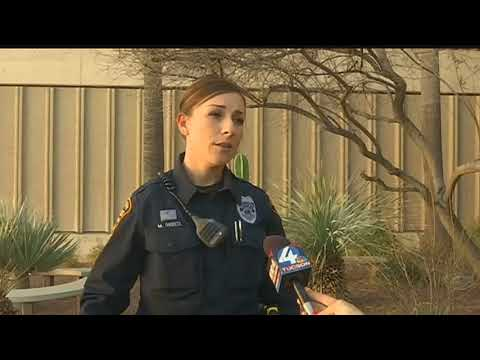 Tucson Police Officer's Association helps family after fire