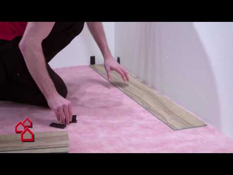 B!design vinylboden home clic iceberg pinie 1.210 x 190 x 4 mm