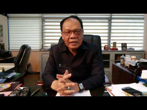 Rektor Universitas Lampung Prof Hasriadi Mat Akin Mengharapkan Tribun Lampung Diusia 7 Tahun.