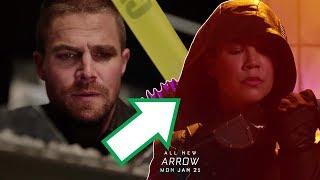 Oliver Queen's SECRET Family Revealed! - Arrow 7x10 Trailer Breakdown!