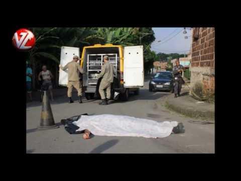 Homem assassinado no bairro Dom Bosco em Volta Redonda