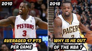 What Happened to Rodney Stuckey's NBA Career?