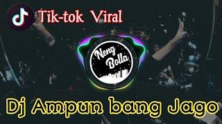 Download DJ AMPUN BANG JAGO ! JAGO BANGET TIK-TOK VIRAL 2020 TERBARU