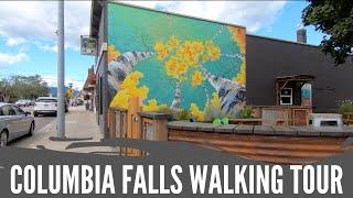 Montana Life - Columbia Falls Walking / Driving Tour