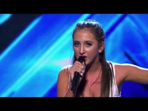 Maddison Milewski - Elastic Heart - The X Factor Austalia 2015