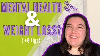 Mental health for weight loss ...