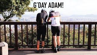 민부리또   안녕 아담! ; G'DAY ADAM!