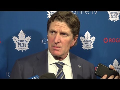 Maple Leafs Post-Game: Mike Babcock - February 9, 2019