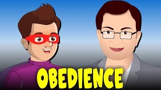 Story for kids Obedience at the airport | Learning to obey Moral stories for kids | हिन्दी कहानियां