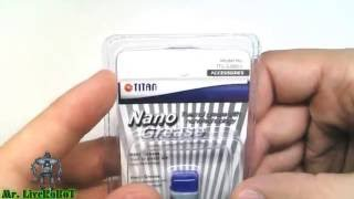 Mr. LiveRoBoT =UnBOXing= Термопаста TITAN -Nano Grease-