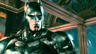 BATMAN™: ARKHAM KNIGHT: Barbara Gordon Invisible Woman???