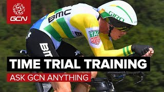 Smashing Your First Ever Time Trial!   Ask GCN Anything