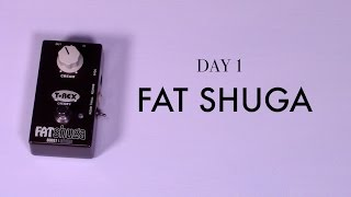T-Rex Week: Fat Shuga Boost & Reverb
