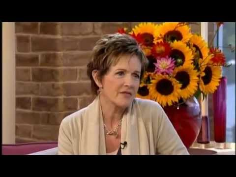 Jackie Woodburne Susan Kennedy from Neighbours  on This Morning  19th July 2011