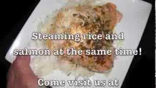 Steamed fish and rice by FLAT CAT GEAR Thumbnail