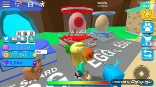 My new roblox video