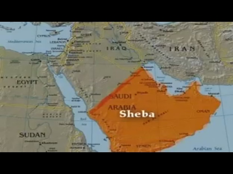 THE MYSTERY OF SHEBA AND DEDAN