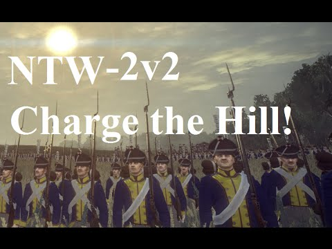 napoleon-total-war-online---2v2-(charge-the-hill!)