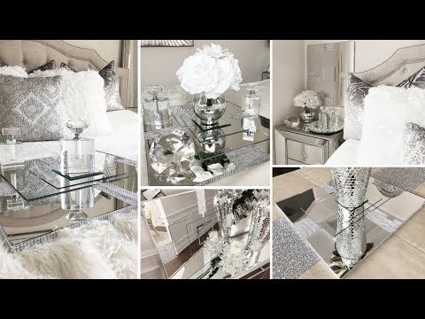 Dollar Tree DIY Mirror Decor Ideas | DIY Glam Home Decor