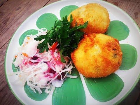 кулинарные рецепты картофельные котлеты