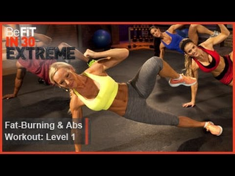 ~ Streaming Online Total Belly Transformation: Whole Body Tone + Deeper Core Strength