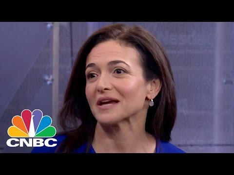 Facebook's Sheryl Sandberg: We Measure All The Way Through To Sales | CNBC