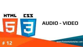 HTML5 y CSS3 - audio y video - 12