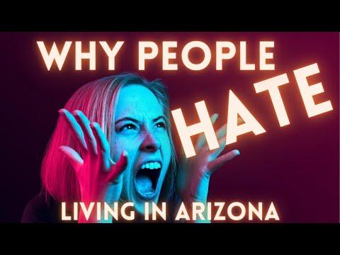 Reasons Why People Hate Living In Arizona!