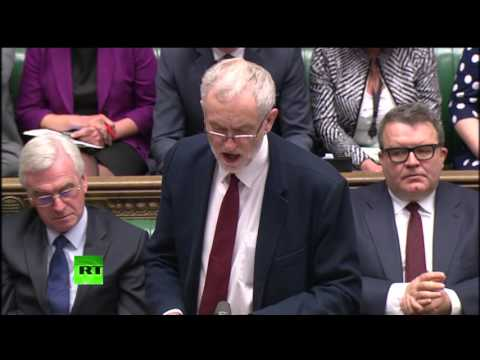 Jeremy Corbyn Panama Papers Statement Full