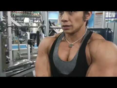 Muscular Women – Bodybuilding Workout Motivation