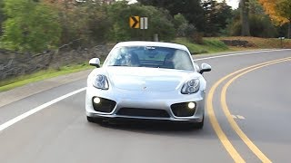The BEST Porsche For $55k? | 2015 Cayman S Review!